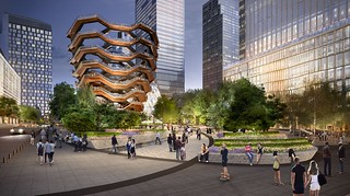 Thomas Heatherwick - HudsonYards Vessel - rendering 01 | by 準建築人手札網站 Forgemind ArchiMedia