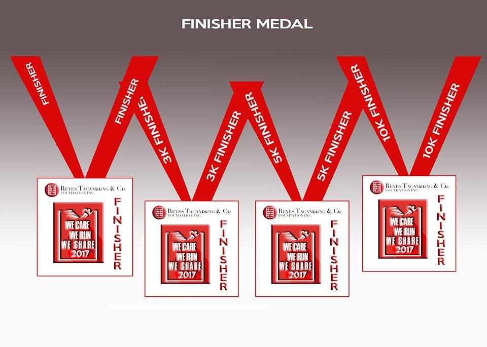 Finisher Medal for Everyone