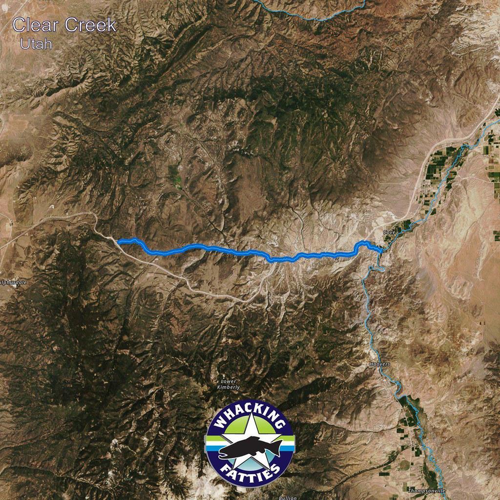 Clear Creek, Utah | Clear Creek, Utah Fly Fishing Report Che… | Flickr
