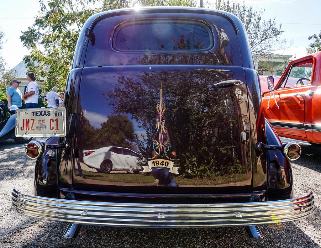 Bastrop Car Show