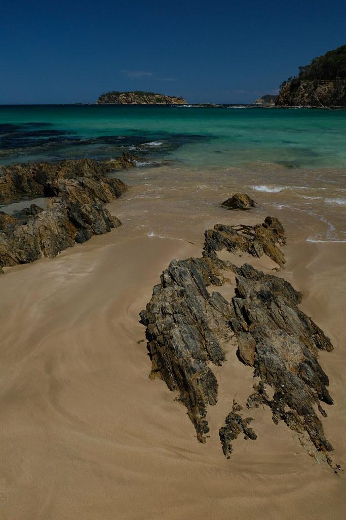 Mckenzie Beach Batemans Bay Nsw Australia Stephen Lee Flickr