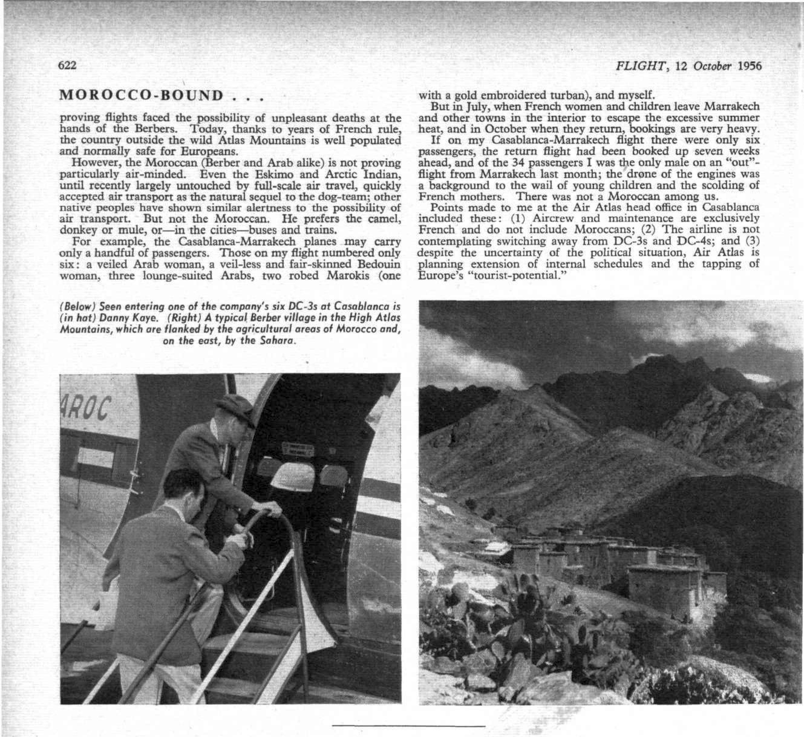 Air Atlas Air Maroc - 1953 à 1957 38870549062_3eb8592c1f_o