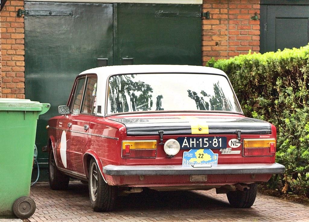 1970 Fiat 125 Special Rob Flickr