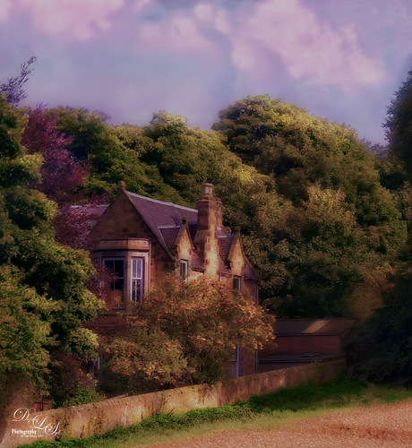 Image of a Scottish home.