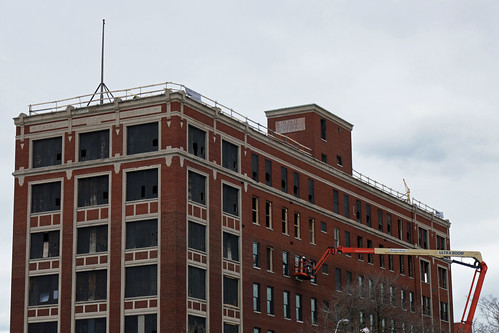 Canadian Westinghouse Co. office building window replacement (4) | by .JCM.