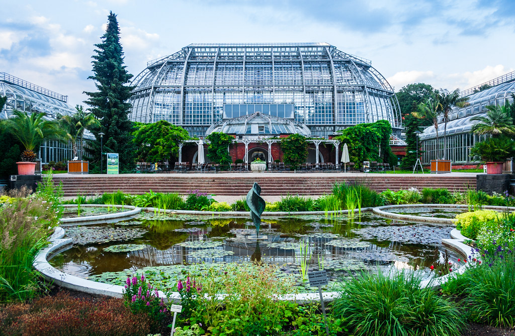 ... Berlin Botanical Garden | By Me In ME