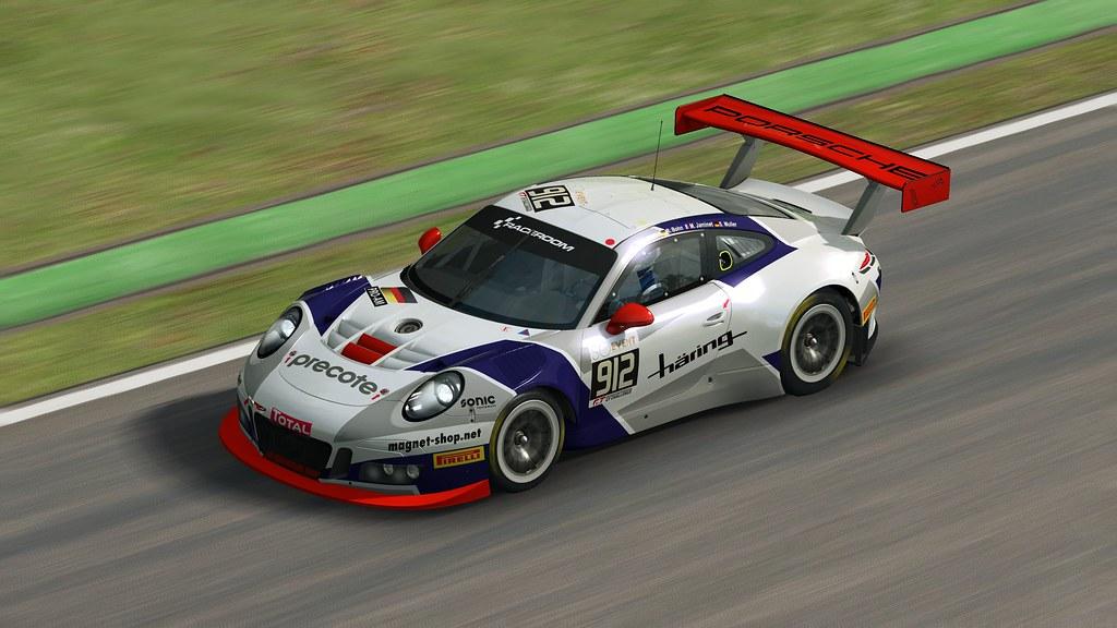Raceroomracingexperience 911 Spa 7
