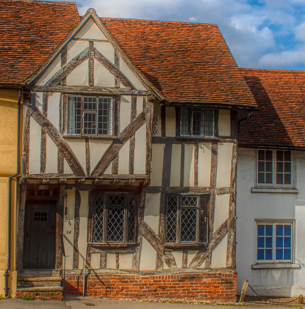 Timber-framed house | Thaxted, Essex | Andy Colebrooke | Flickr