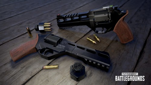playerunknowns-battlegrounds-pubg-r45-desert-map-revolver-nvidia-reveal-render | by Gamers nGeeks