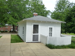 House where Elvis Presley was born
