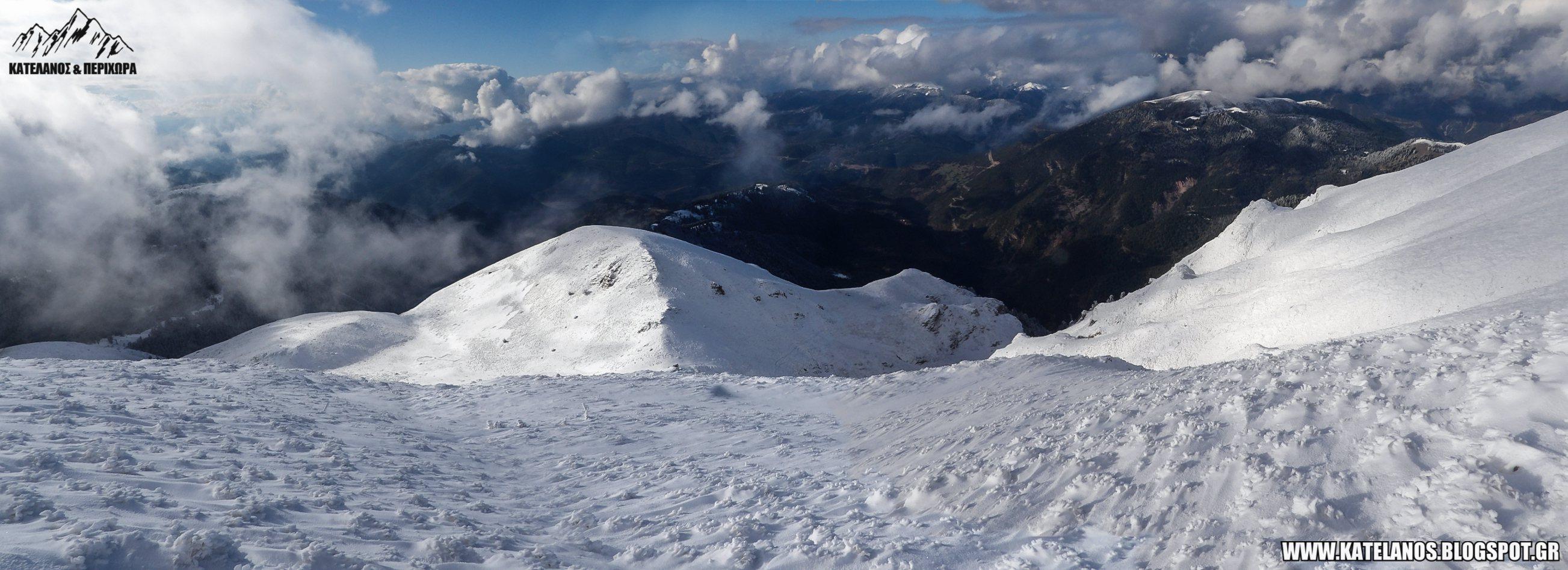 συμπεθερικο ευρυτανια βουνο χιονια