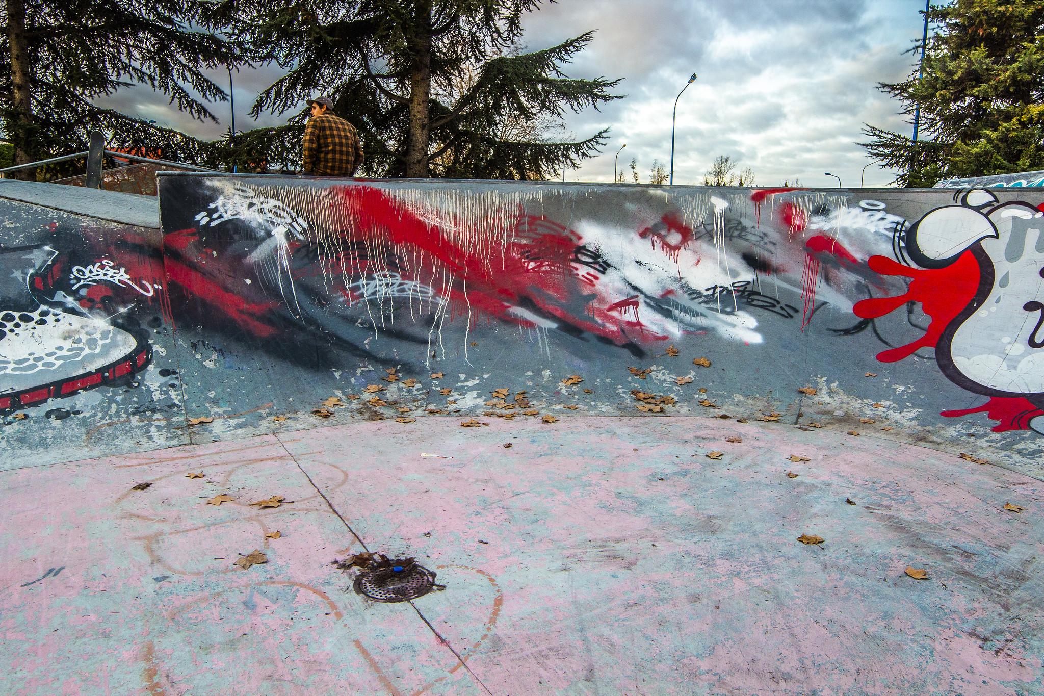 padre sk graffiti