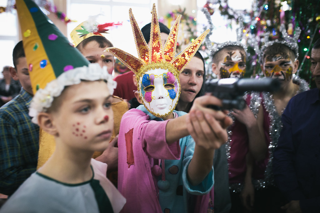 HNY in special school for troubled teens | by braydov