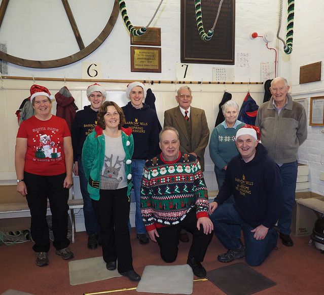 Christmas Day Service Ringers