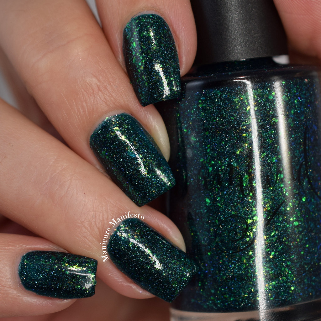 Dreamland Lacquer On Pines And Needles
