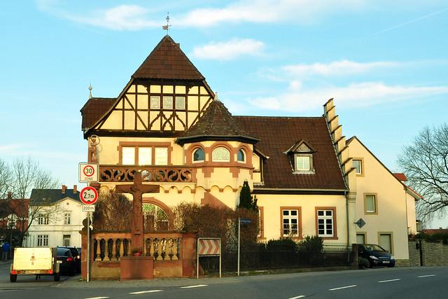 Ilvesheim am Neckar ... Foto: Brigitte Stolle, Mannheim