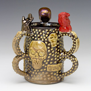Tyg from Last Drop by Bruce Gholson and Samantha | by Bulldog Pottery - Bruce Gholson and Samantha Henne