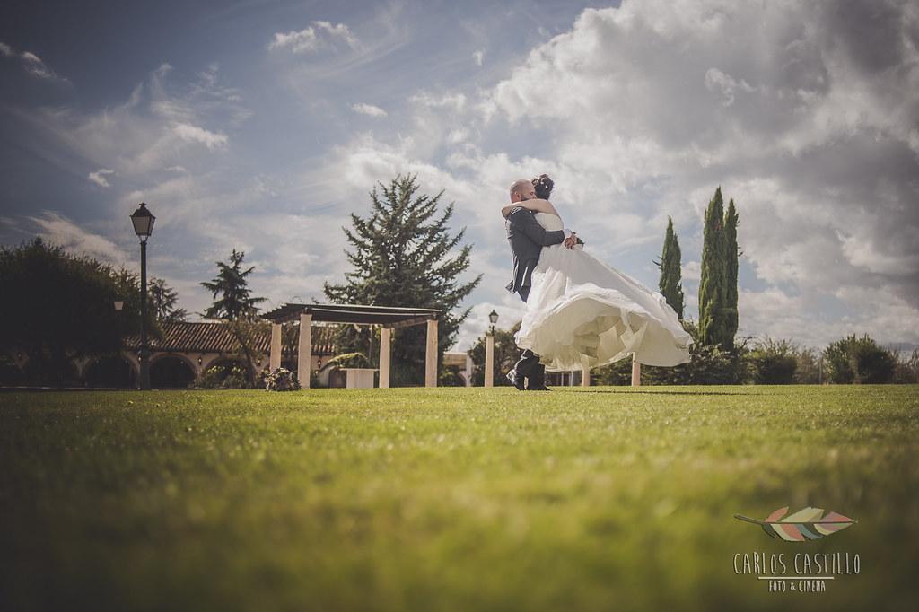 La boda en la finca la Alcudia