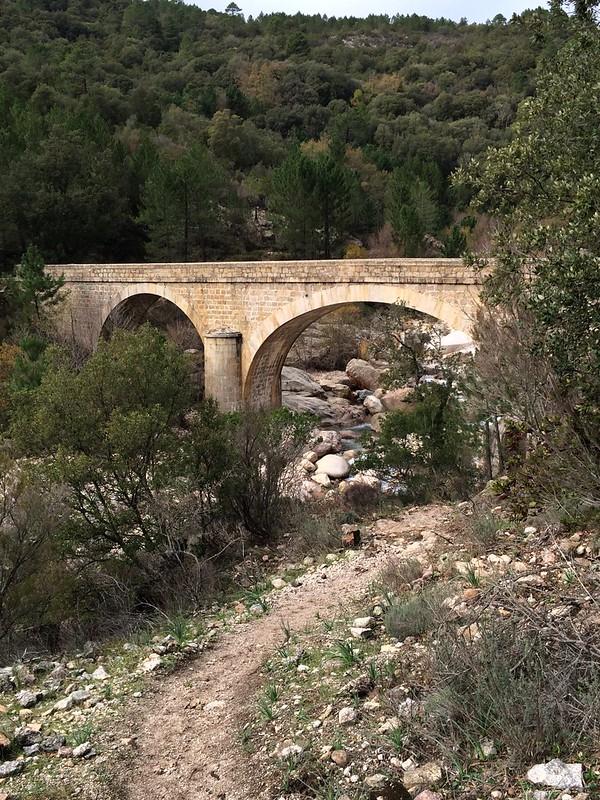 En vue du Ponti di Marionu