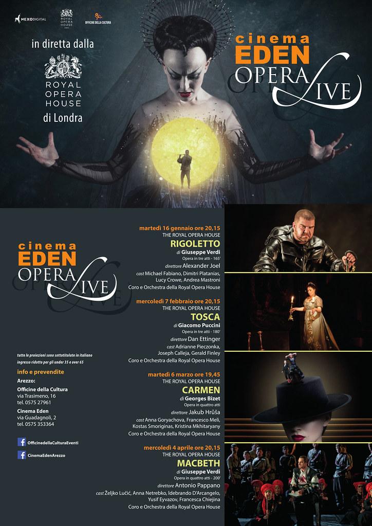 Eden Opera Live