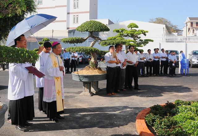 Tòa Giám Mục Phan Thiết – Làm Phép Tượng Đức Mẹ Thánh Giuse Và Tòa Giám Mục - Ảnh minh hoạ 4