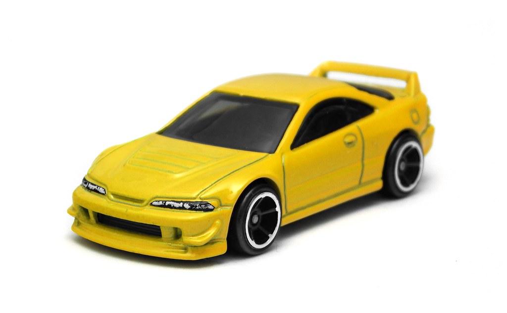 hotwheels custom 01 acura integra gsr 2016 mainline leap kye