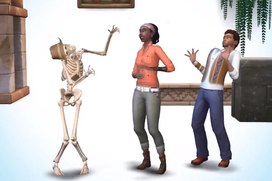 The Sims 4 Aventuras