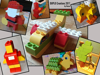 DUPLO Creations 2017 | by kocurvelox