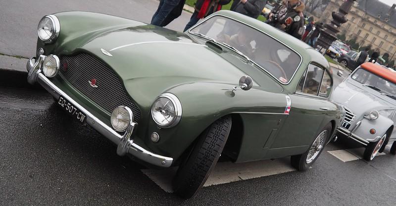Aston Martin DB 2/4 Mk 3 / 1958  27792968199_f723f897f0_c