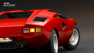 Gran Turismo Sport - Lamborghini Countach LP400 (N400)