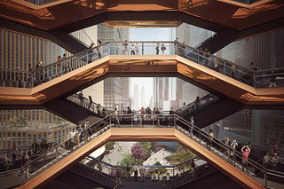 Thomas Heatherwick - HudsonYards Vessel - rendering 03 | by 準建築人手札網站 Forgemind ArchiMedia