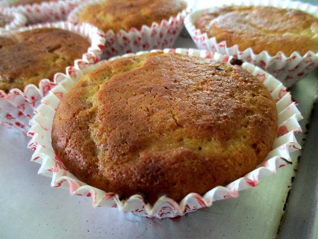 Gluten-free cupcake