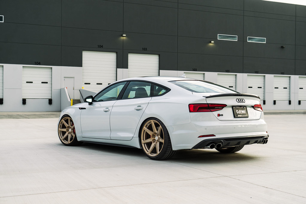 Audi Richmond Va >> HRE Wheels | B9 S5 Sportback with HRE RS208M Wheels Installed!