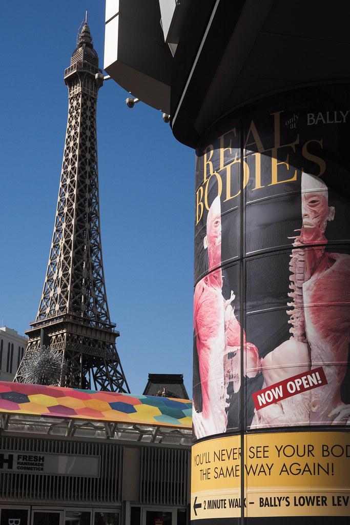 Eiffel Las Vegas | by ADMurr