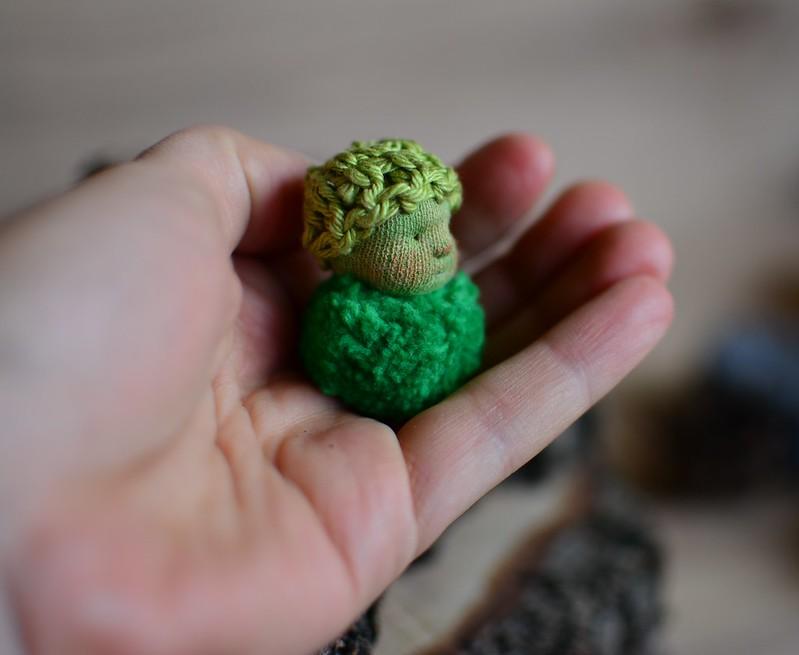 A little pea friend Give AWAY