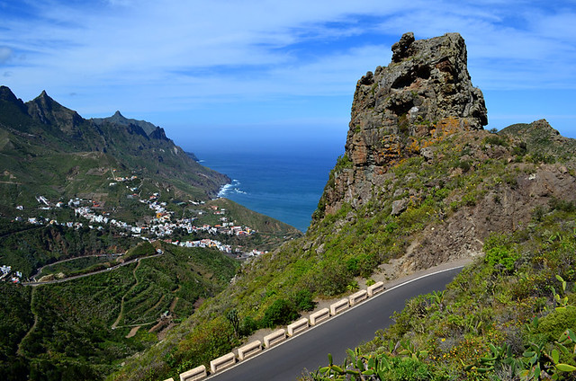 Real Tenerife Island Drives, the definitive guide to exploring the island by car
