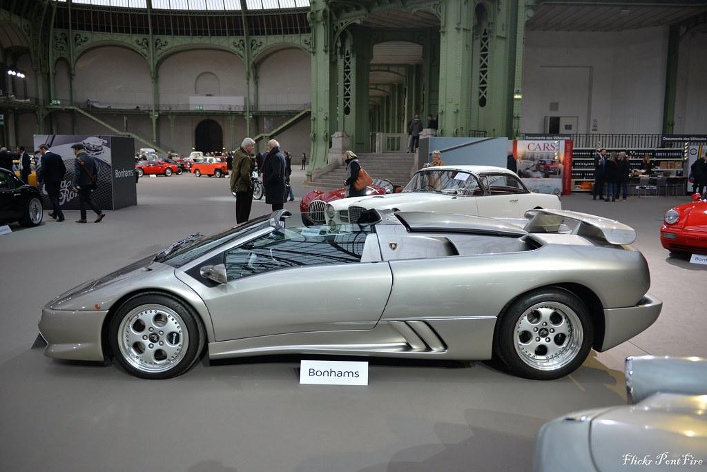 ... 1997 Lamborghini Diablo VT Roadster | By Pontfire