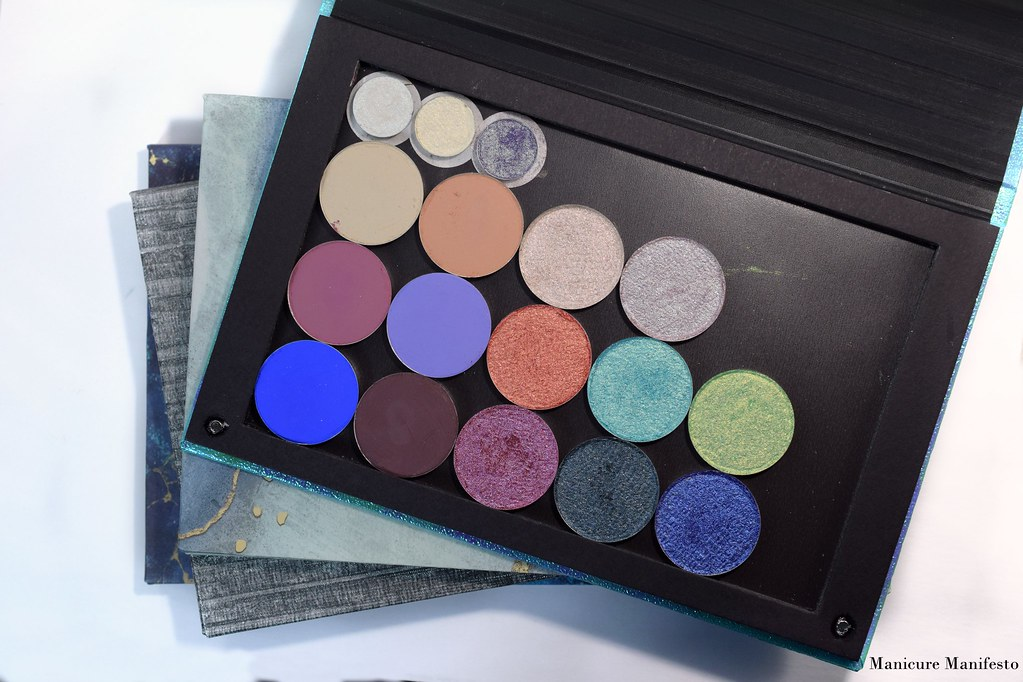 Book of shadows palettes