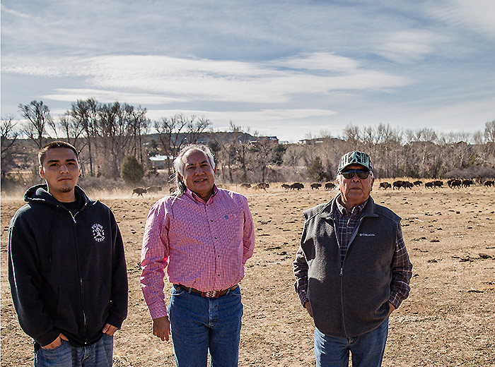 R&M Construction from Santa Clara Pueblo is a 2015 Native American Venture Acceleration Fund recipient.