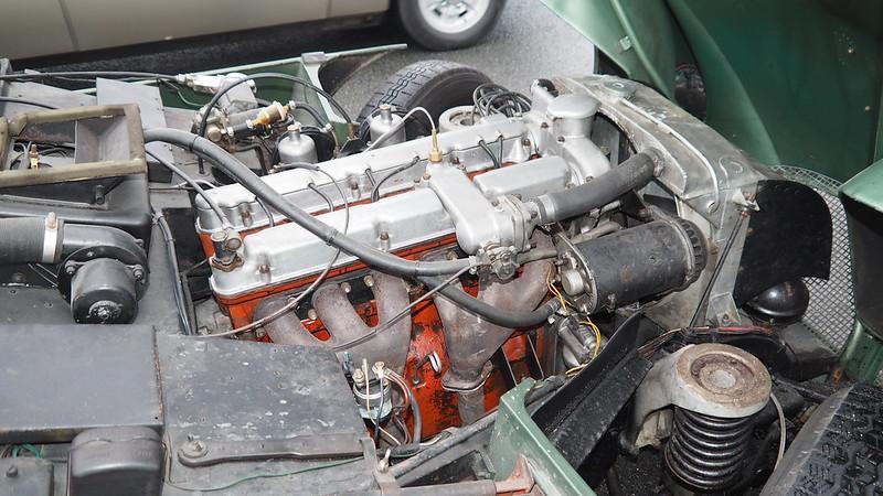 Aston Martin DB 2/4 Mk 3 / 1958  25699042628_f10114d4d8_c