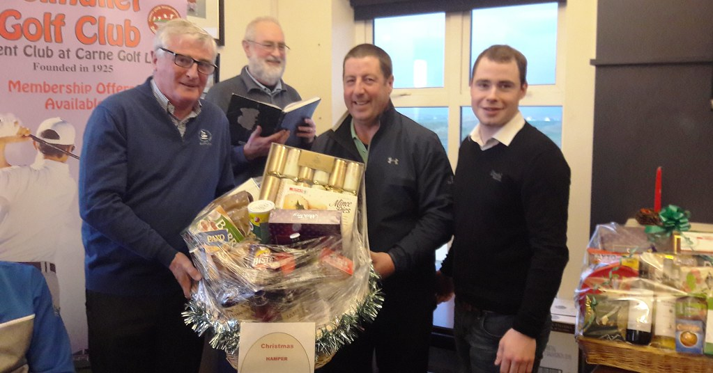 John Ginnelly Winner Of The Christmas Hamper Receives His Flickr