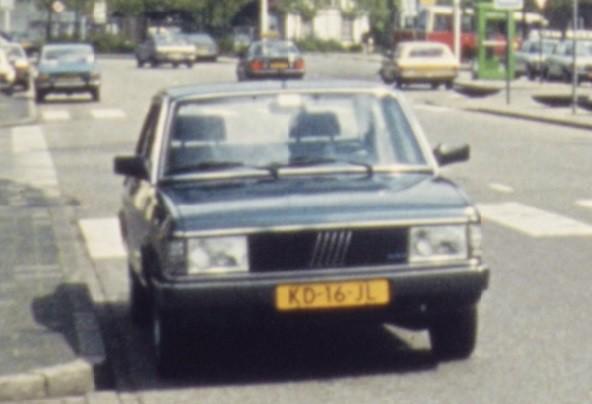 Kd 16 Jl Fiat Argenta 1983 Eelco Flickr