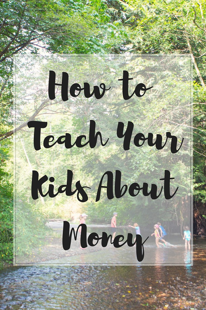 How to teach your children about money from a young age.