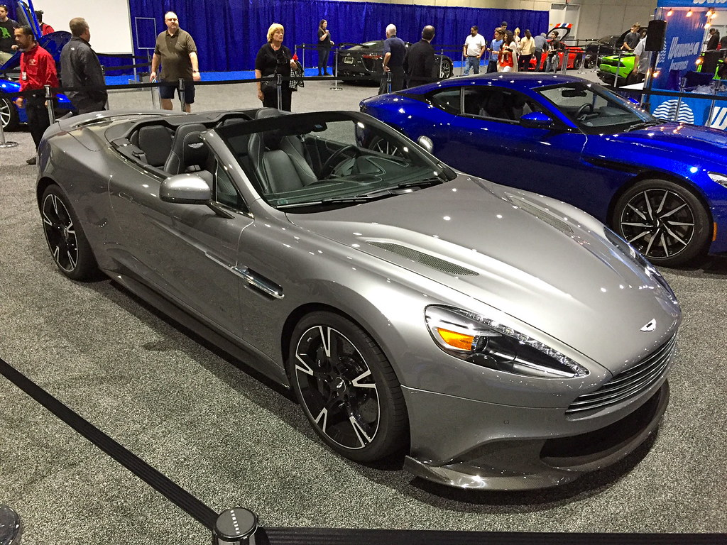 Aston Martin San Diego Auto Show Flickr - Aston martin san diego