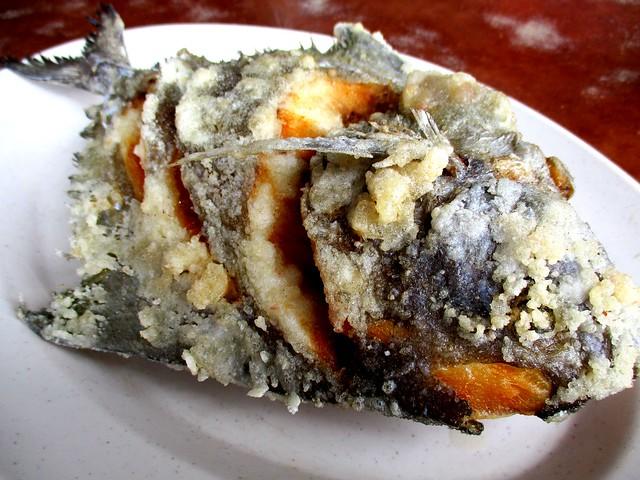 Hua Kee, Selangau fried bawal hitam
