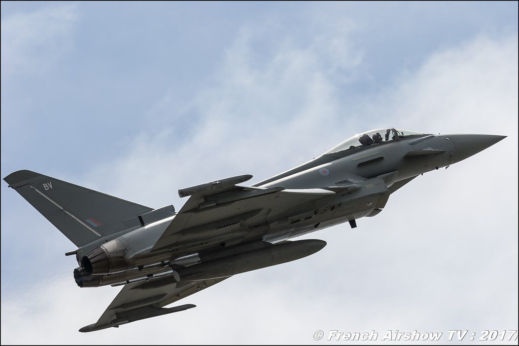 RAF Eurofighter Typhoon , Royal International Air Tattoo 2017 , Air Tattoo – RIAT 2017 , Fairford , UK Airshow Review 2017 , Meeting Aerien 2017