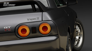 Gran Turismo Sport - Nissan Skyline GT-R V・spec II (R32) (N300)