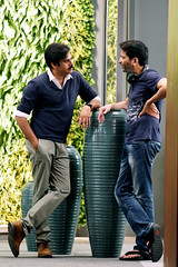 Agnyaathavaasi Movie Working Stills
