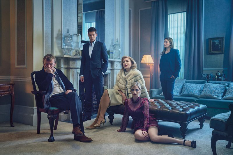McMafia series family actors