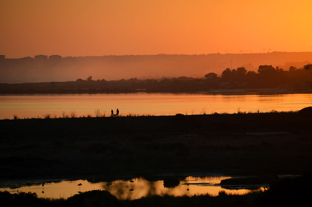 Sunset, Alvor, Algarve